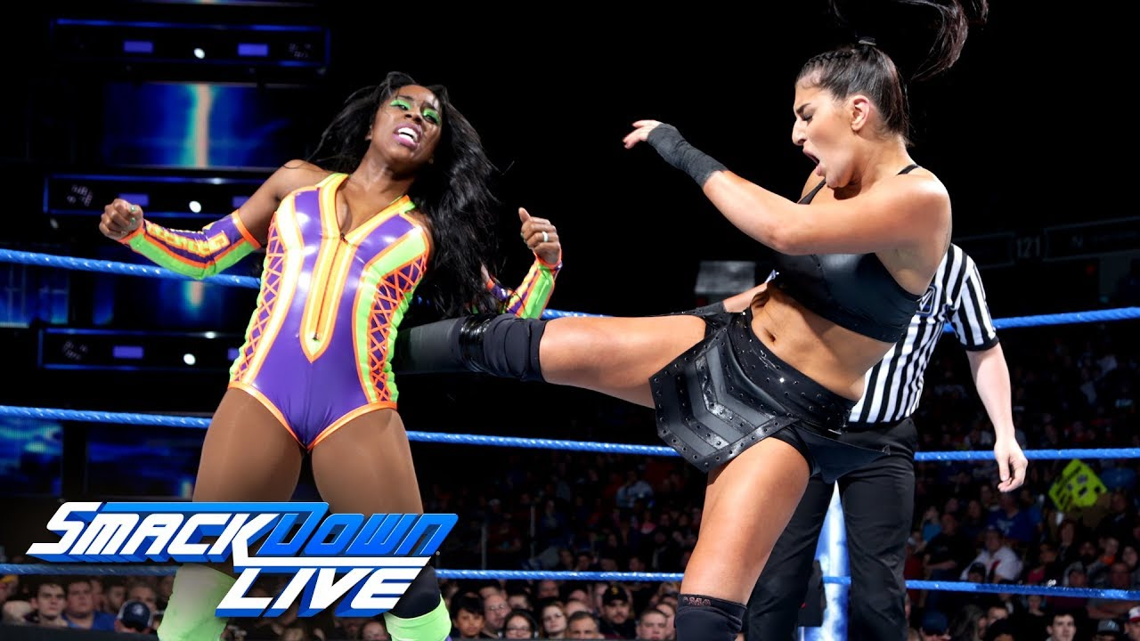 naomi-vs-sonya-deville-money-in-the-bank-qualifying-match-smackdown-live-may-22-2018
