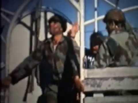 CORSO PARA' 1971 PER IL 22° CORSO ARDITI INCURSORI