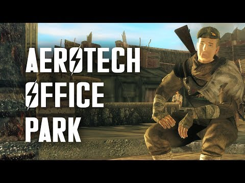 Captain Parker's Problem at Aerotech Office Park - Fallout New Vegas Lore