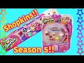 SHOPKINS Season 5 Petkins Backpacks Blind Bags & MEGA PACK Opening 👑Princess Toy Channel for Girls