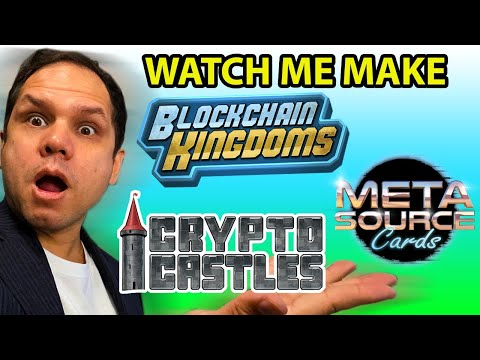 NFT Live Gaming! Going behind the scenes of how we make Blockchain Kingdoms!