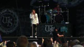 WHITESNAKE - Download Festival Donington UK 14.06.2009 - Here I Go Again - Live HD