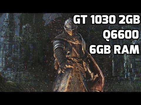 Dark Souls Remastered - On [Q6600 & GT 1030]