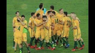 Entertainment News 247 - オーストラリアが4大会連続のW杯出場決定…ホンジュラスとのPO制す