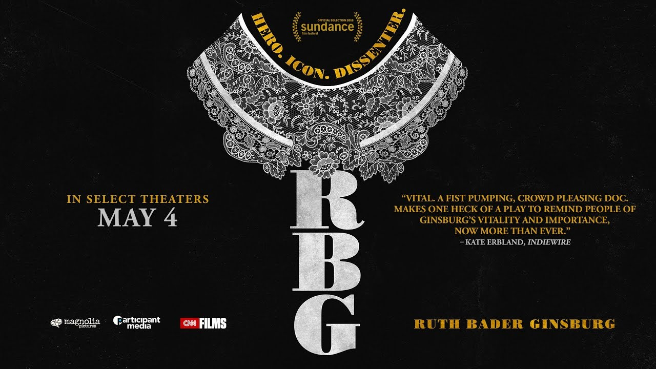 "RBG Movies"" Where to Stream Movies About RBG's Life"