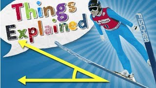 Math in the Winter Olympic Games | Things Explained: Angles