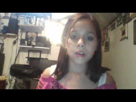Jasmine Mendoza Singing Cup Song