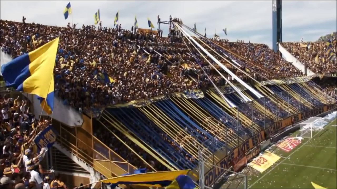 Rosario Central amazing fans   YouTube