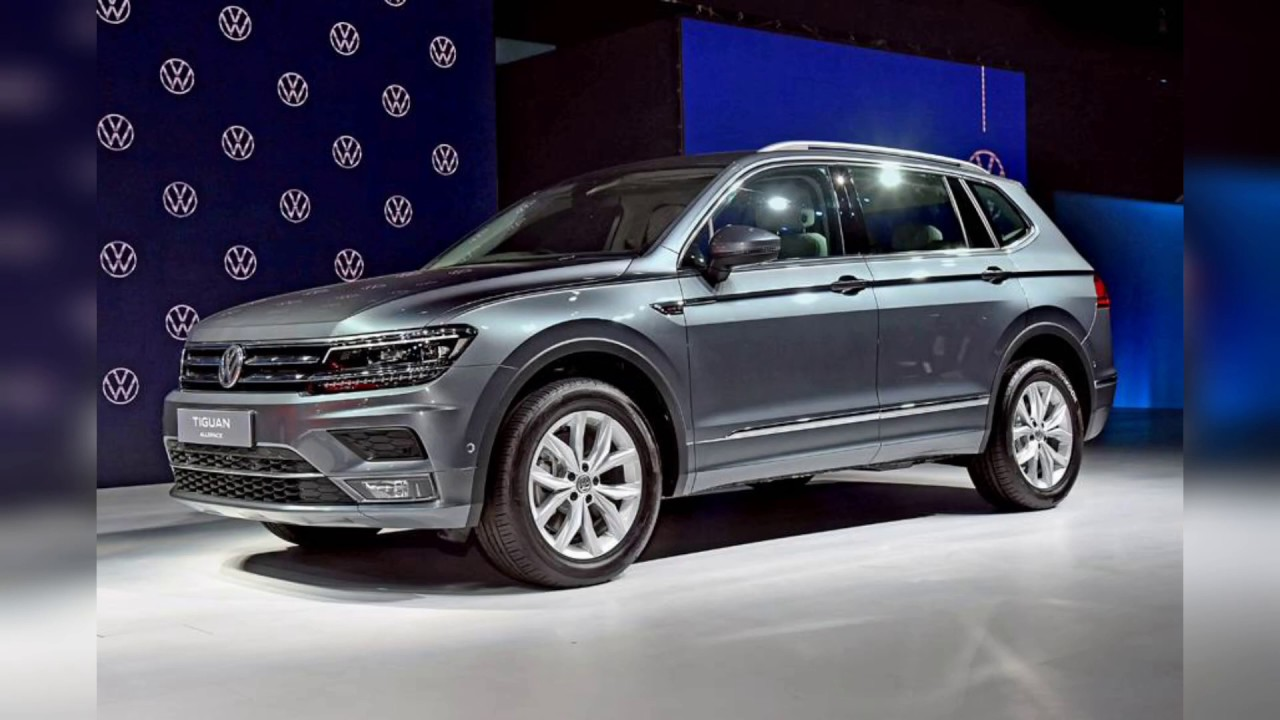 2021 All New Volkswagen Tiguan All Space Review - YouTube