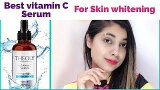best vitamin C serum for dark spot, skin whitening !! Vitamin c usse,benifits, side affects!