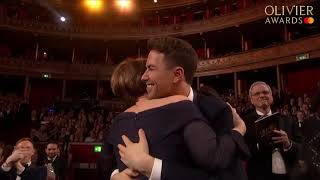 Best Actress in a Supporting Role in a Musical - Olivier Awards 2019 with Mastercard