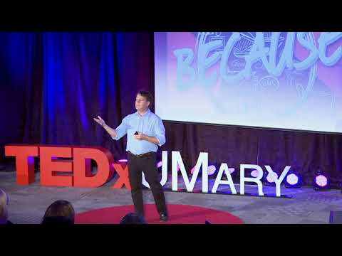 Living without Restraint: Combatting Fear in Pursuit of Service | Patrick Atkinson | TEDxUMary