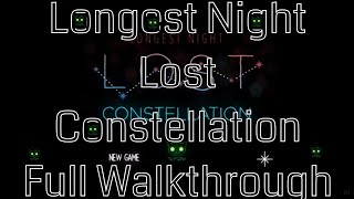 Longest Night  | Lost Constellation  | at itch.io  | by finji