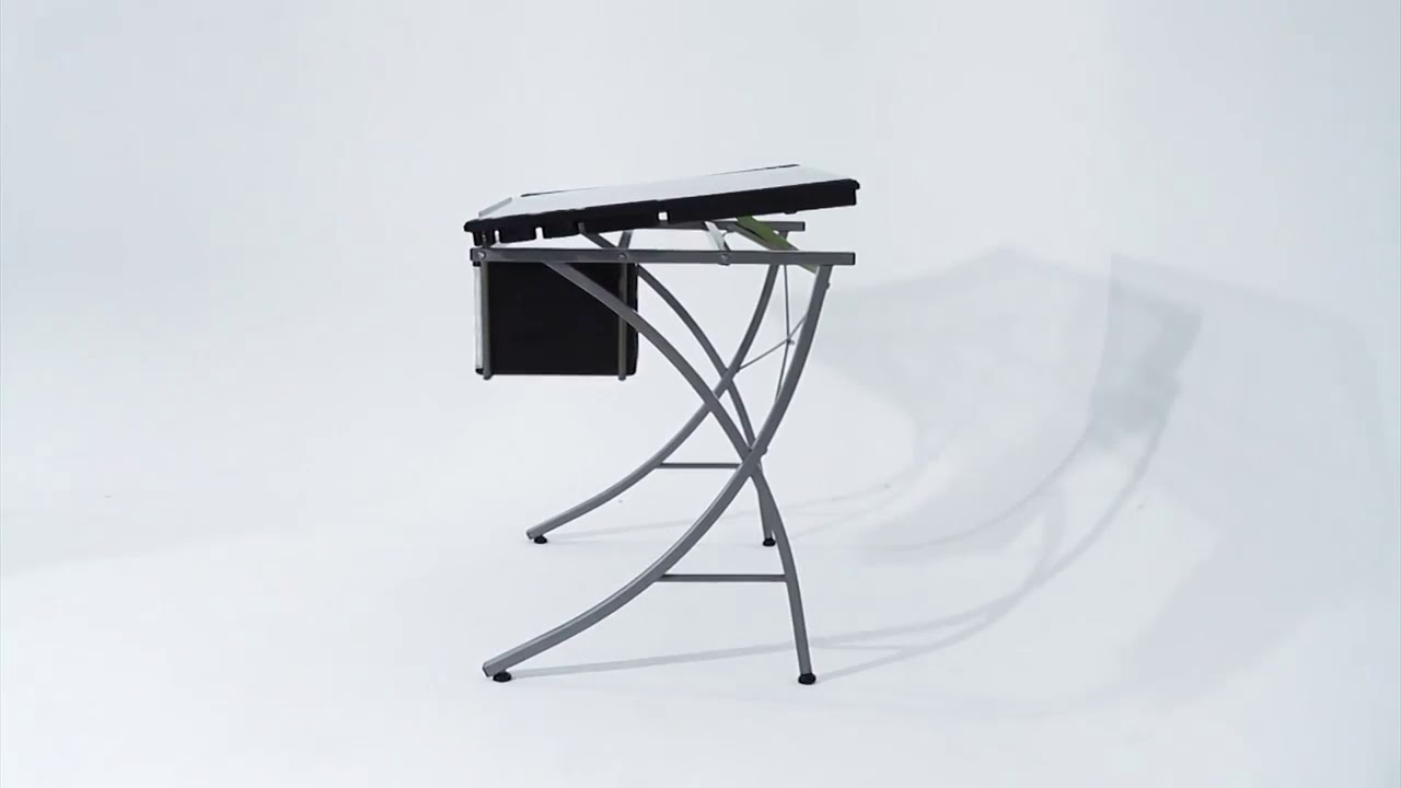 Yaheetech Drafting Table Art Craft Drawing Station Desk
