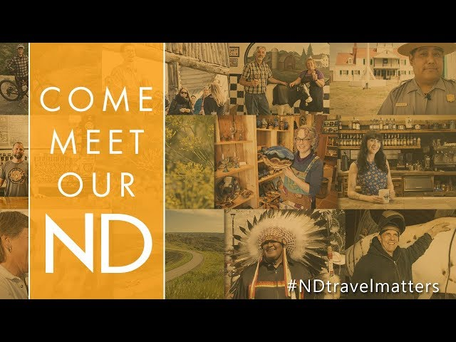 Come Meet Our North Dakota  - Buy American