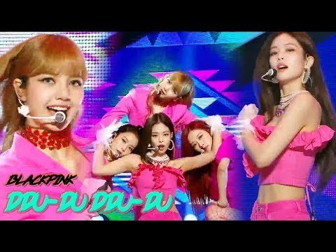 [HOT]BLACKPINK- DDU-DU DDU-DU , 블랙핑크 - 뚜두뚜두Show Music core 20180623