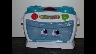 Anzsy&#39s toy videos    LeapFrog Number Lovin&#39 Oven - The perfect recipe for number learning fun