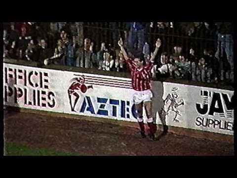 1988 - 89 Bristol City Highlights
