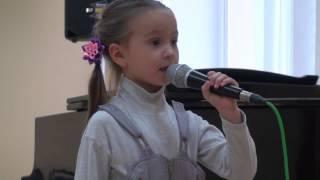 Камилла Круглова, 5 лет (Урок вокала у Тамары Кутидзе, г. Подольск), 05.11.2014 - ч.6