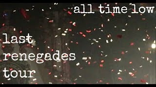 young renegades tour  | chicago, il | all time low