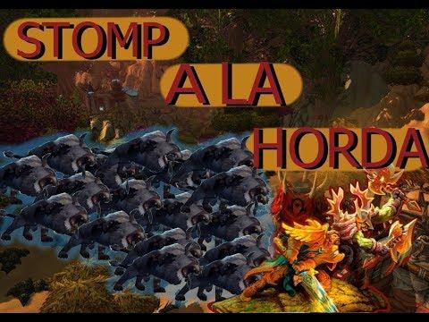 Stomp a la la Horda - BG 60´s