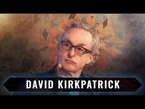 David Kirkpatrick on Artificial Intelligence, Big Data, the Future of Work, and More