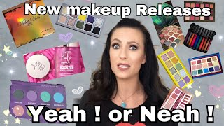 New Makeup Releases.. #3 Will I buy ? Yeah or Nah?
