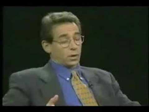 Gavin de Becker Interviewed by Charlie Rose - Part 2