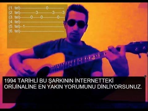 Yaşar Kurt - Alışamadım Bu Kente (Akor/Tab Gösterimli Akustik Cover)