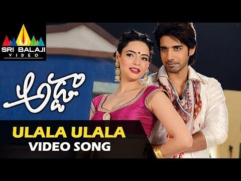 Adda Video Songs | Ullala Ulala Video Song...