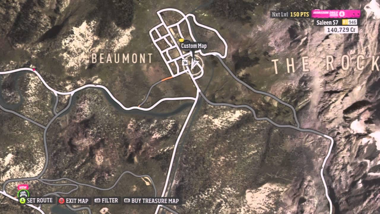 Forza Horizon Barn Find Location 6