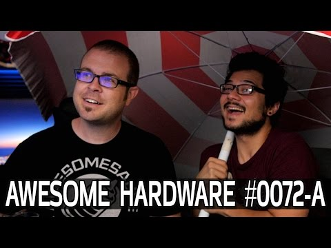 Awesome Hardware #0072-A: HBM2 Approaches, PimpMyPC, Nigerian Scam Guy Arrested!
