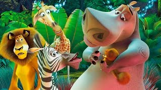 Madagascar Full Video Game Walkthrough | Games for Kids HD 2015