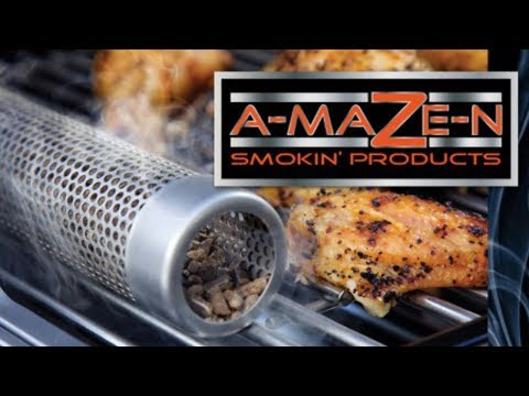 A-Maze-N Smoker Tube Review