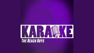 Don't Worry Baby (Karaoke Version) (Originally Performed By Beach Boys)