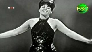 ESC 1963 04 - Austria - Carmela Corren - Vielleicht Geschieht Ein Wunder