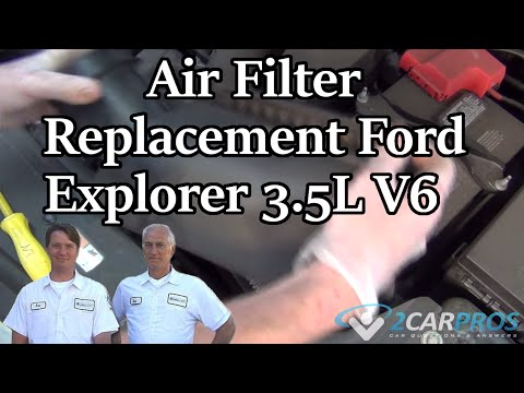 how to change cabin air filter on 2003 ford taurus