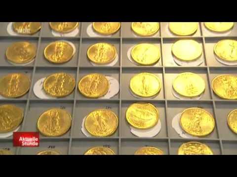 Goldpreis: Gold Anlagemünzen