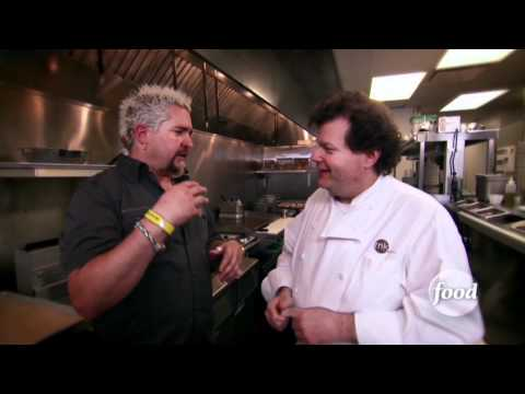 Awesome Chicago Burgers & Truffle Fries with Guy Fieri | Food Network