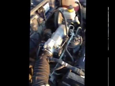 Шевроле Ланос Chevrolet Lanos ремонт чиним проблему с оборотами