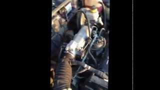 видео Почему плавают обороты двигателя? (Часть 1).