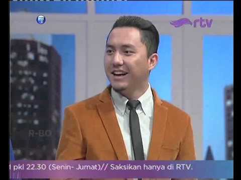 On The Show With Omesh | Kartika Putri Berpakaian Hot N Sexy | 9 April 2015