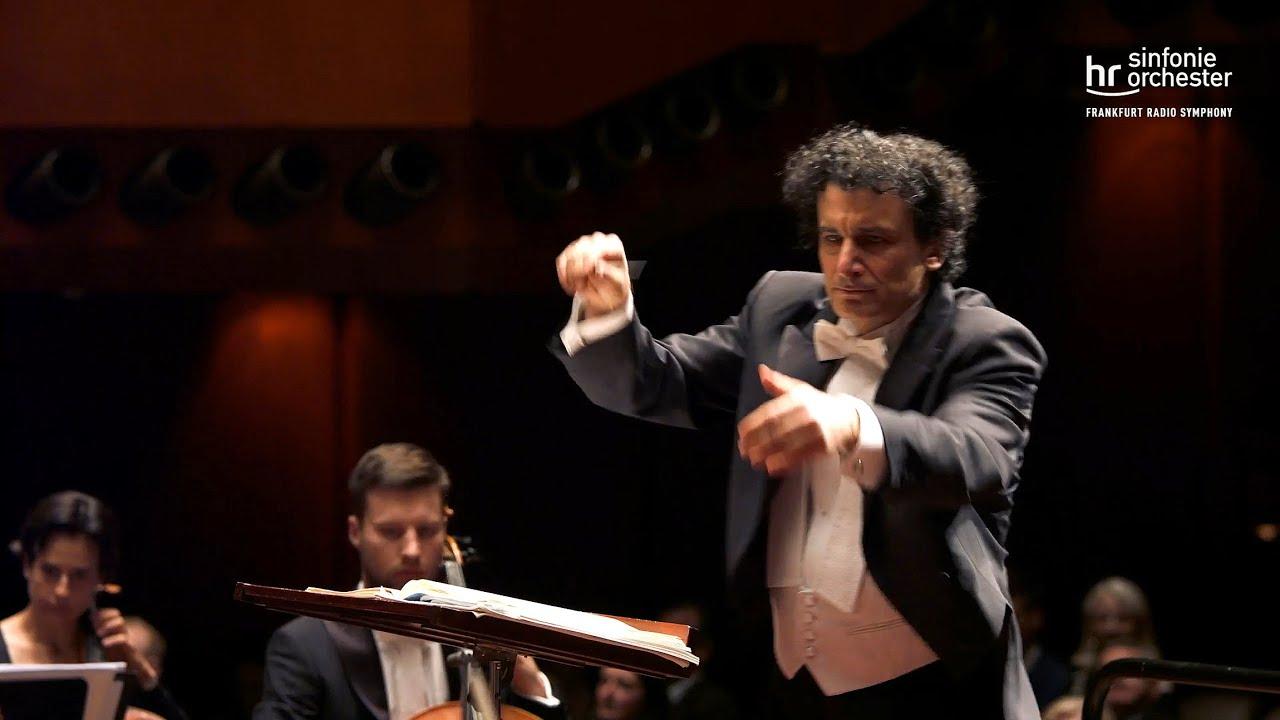 Ravel: La valse ∙ hr-Sinfonieorchester ∙ Alain Altinoglu