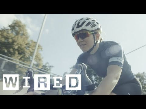 Push the Limit: Jess Varnish, British Track Cyclist | WIRED with Qualcomm