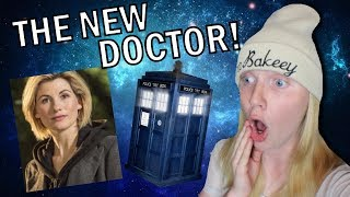13TH DOCTOR REVEAL REACTION!