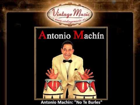 Antonio Machin - No te Burles (VintageMusic.es)
