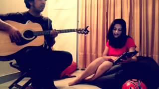 O re chiraiya (cover)- by Shubham and Kam