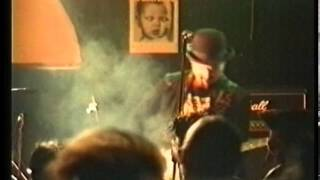 Demented Are Go - Holy Hack Jack - (Live at the Princess Charlotte, Leicester, UK, 1998)