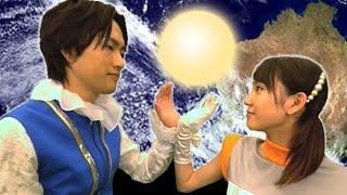 高校生の男女を主人公に、時空や次元をジャンプして繰り広げられる冒険...