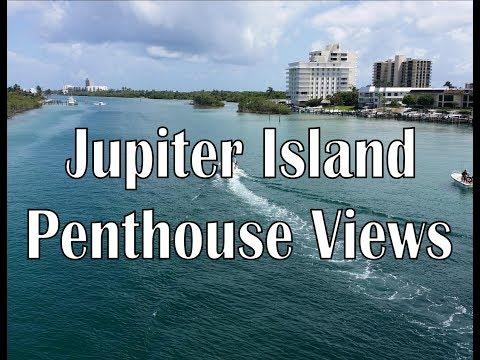 Visit Florida: Jupiter Island Penthouse Views